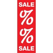 """Drzac za plafon sa simbolom procenta / SALE"""""""