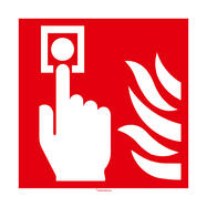 Požarni alarm (manuelni)