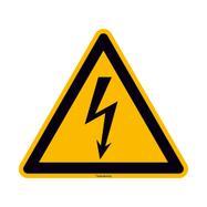 Upozorenje za električni napon