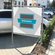 "Znak okvirnog sistema ""Entrance"""