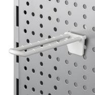 Dvostruka kuka za perforisani zid ,,ISA;;