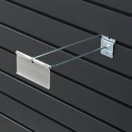 Sistem zidnih lamela sa pivotirajucim klatniom