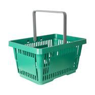 korpa za kupovinu 20 L - zelena