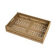 Sklapajuća kutija-drveni dizajn 22,6 L