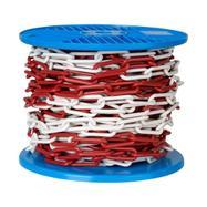 Plasticni lanac, 6 mm ili 8 mm debljine,u razlicitim bojama