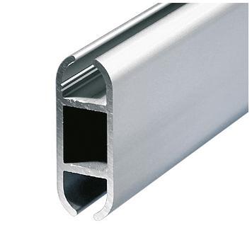 """Aluminijumski keder profil ravan """"Rail"""""""