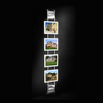 LED stalak za magnetni sistem