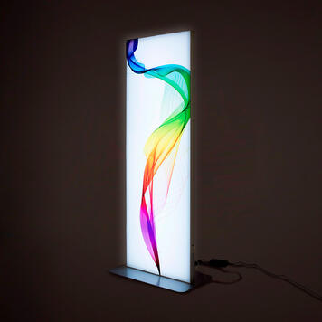 LED-Strec okvir stub,dvostrani