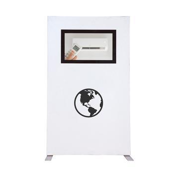 Infopunktovi / Monitor sklop sa digitalnim printom