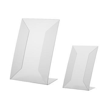 L-stender od krute plastike PVC