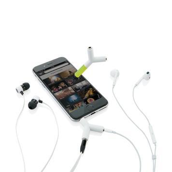 Audio Splitter & Touch Pen