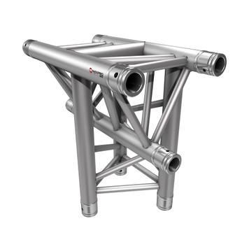 Naxpro-Truss FD 33, C35 / 90° 3 -kraki ugao T elem