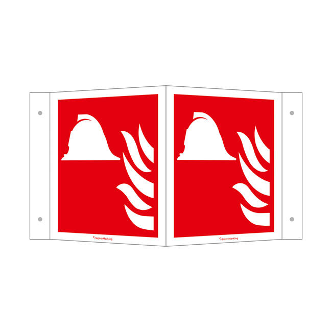 Znak za opremu za gasenje pozara