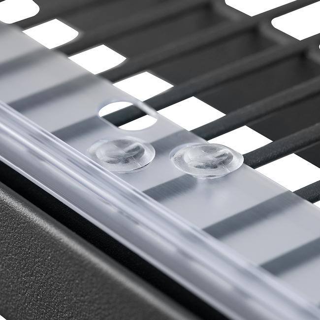 Utična dugmad za reklamne zastore i diviizione cevi sa štancungom
