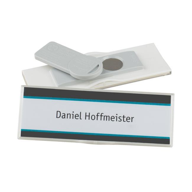 """Petostruki set papirnih inserata za bedz sa imenom """"Podio Paper slim"""""""