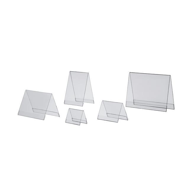 Akrilni krovni stender u  DIN-Formatima