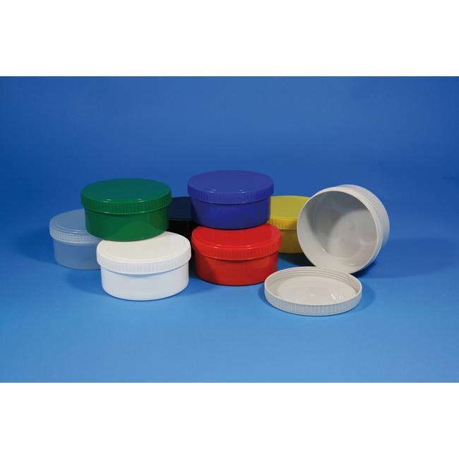 Plasticna okrugla cev sa poklopcem