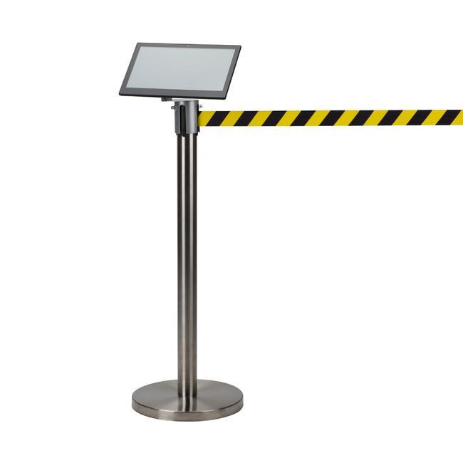 Držač za monitor za barijerni stubić ,,Guide,,
