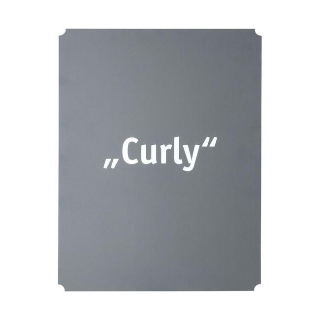 "Print za stub i pult ""Curly"""
