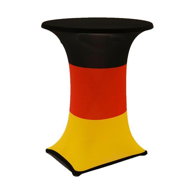 """Navlaka za barski sto""""Samba"""" Motiv: Germany, Ø 850 m"""