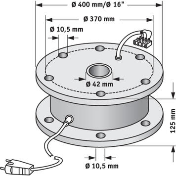 okretni stalak 500 kg