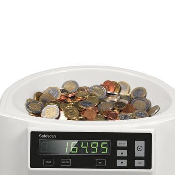 Safescan 1250 Brojač kovanica