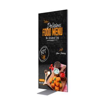 "Digitalno stampani baner za strec okvir  ""Palette"""