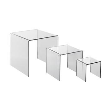 3-delni set od akrilnog podesta