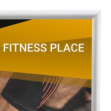 """Okvir za slike """"Gallery-Fine"""" od aluminijuma"""