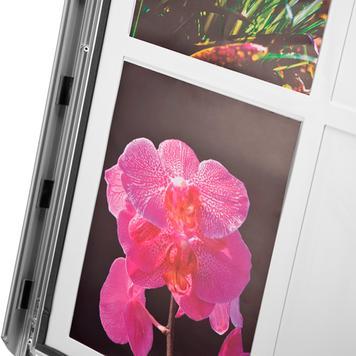 """Vodootporni stalak za posterer """"Broker"""" sa 35 mm profilom"""