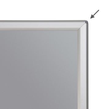 Preklopni okvir , 14 mm Profil