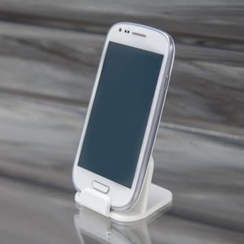 Smartphone displej