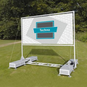 """reklamni sistem Techno I """"Mobil"""" na preklop"""